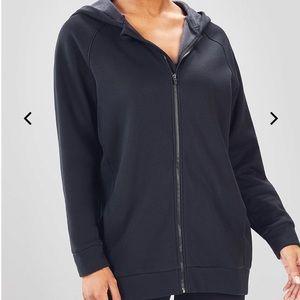 NWT Brisa Fleece Hooded Jacket